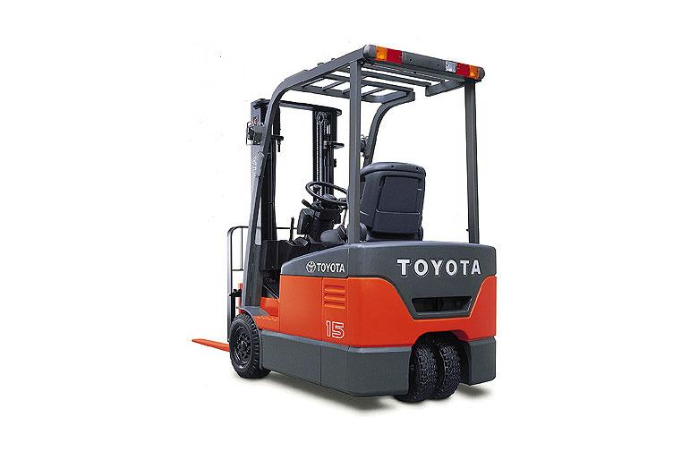 Электропогрузчики Toyota